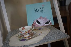 Grumps: A Children's Picture Book by author Lisa Tiffen. Published by One Tentacle Publishing.
