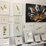 Tina Wilson's artworks - an intimate nature