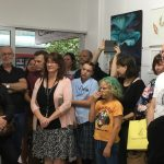 Children's book launch: Frights by author/illustrator Lisa Tiffen. Published by One Tentacle Publishing.
