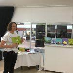 Lisa Tiffen launching Frights